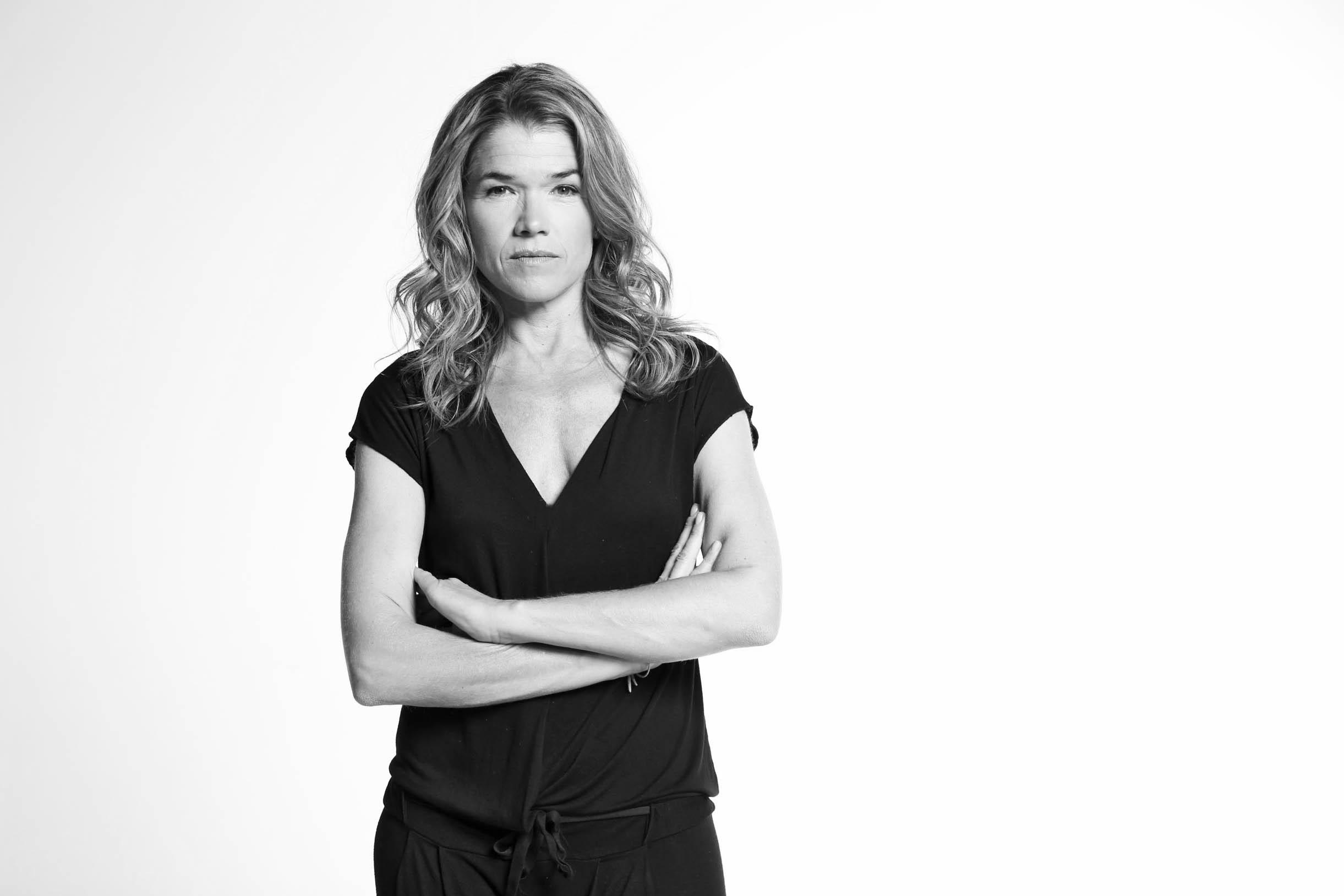 Anke Engelke in Tomas Studio, Mai 2015